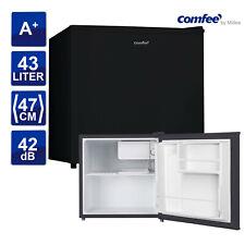 Kühlschrank schwarz comfee KB5047 bl Mini  KÜHLBOX MIT EISFACH EEK: A+ 43 L
