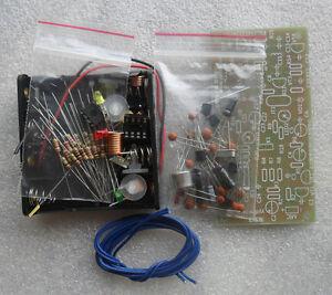 40.7 MHz FM Radio transmitter receiver kit for learning