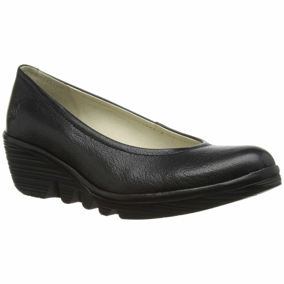 Fly London Pump Black Womens shoes