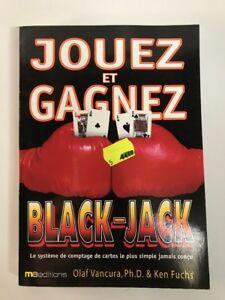 Jouez-et-gagnez-au-black-jack-de-Vancura-Olaf-Fuchs-Ken-Livre-d-039-occasion