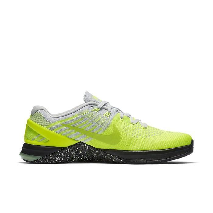 Nike Hombre metcon Volt DSX Flyknit Volt metcon Zapatillas 852930 701 3e2c40