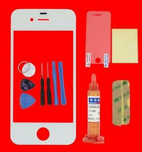 White-Front-Screen-Glass-Lens-Repair-Replacement-for-Apple-iPhone-4-4S-USA