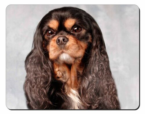 Black and Tan King Charles Spaniel Computer Mouse Mat Christmas Gift I, ADSKC2M