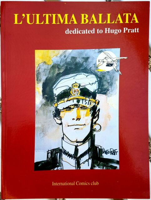 L'ultima ballata, dedicated to Hugo Pratt, Ed. Lo Vecchio, 1996