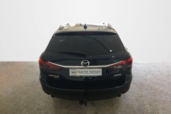 Mazda 6 2,2 Sky-D 175 Optimum stc. aut AWD billede 11