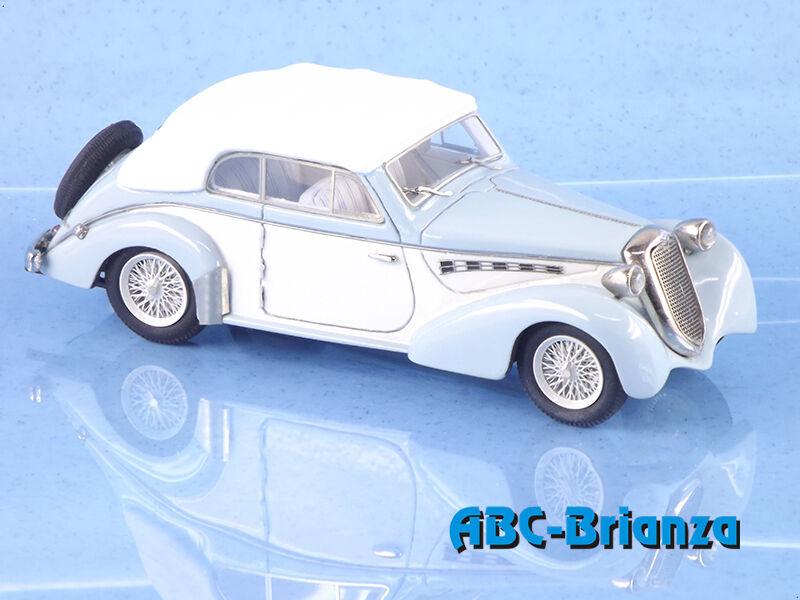 ABC310 ABC Brianza - ALFA ROMEO 6C 2500 TUSCHER CH. 9130141 43