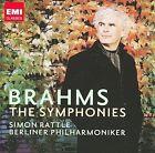 Brahms: The Symphonies ECD (CD, Sep-2009, 3 Discs, EMI Classics)
