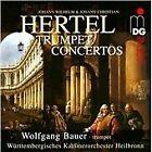 Trumpet Concertos by Johann Wilhelm & Johann Christian Hertel [SACD] (2008)