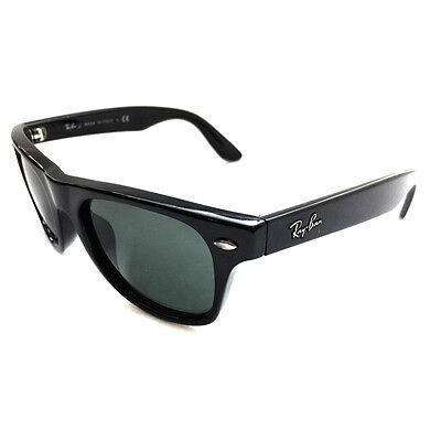Ray-Ban Junior Sonnenbrille 9035 100/71 Black Green