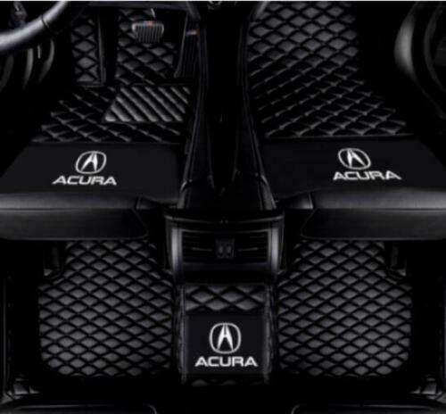 2014-2018 Acura MDX OEM Carpet Floor Mat 4 Piece Set