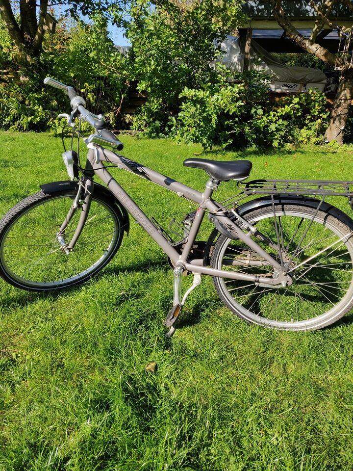 Drengecykel, classic cykel, Kildemoes