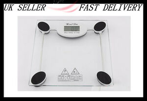 180KG-DIGITAL-ELECTRONIC-GLASS-LCD-WEIGHING-BODY-SCALES-BATHROOM-HELPS-LOSE-FAT