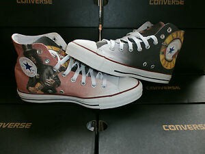 Scarpe-sneakers-Converse-All-Star-Custom-Guns-N-Roses-artigianali-Made-in-Italy