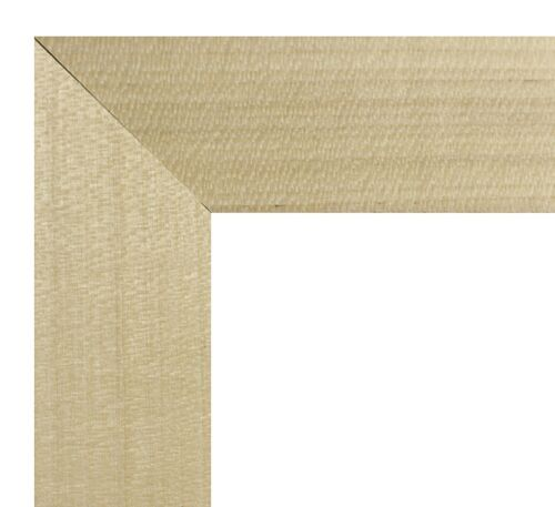 "US Art Frames 1.125/"" Flat Natural Unfinished Solid Wood Picture Frames S-S"