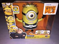 Despicable Me 3 DELUXE TALKING JAIL TIME CARL **NEW RELEASE**