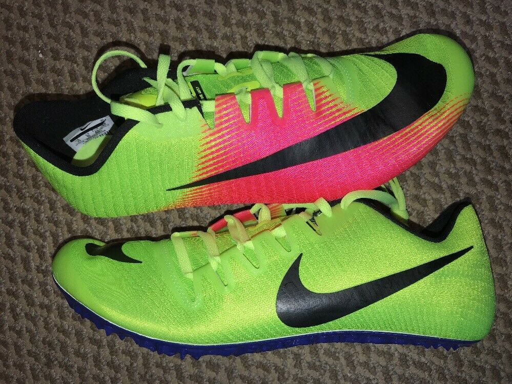 Nike Zoom JA FLY 3 OC Rio Track & Field Spikes With Bag & Tool 882032-999 Price reduction