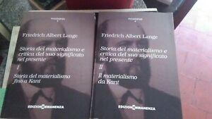 Lange-Storia-del-materialismo-e-critica-del-suo-significato-nel-presente-2-voll