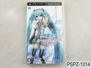 Project-Diva-Extend-PSP-Japanese-Import-Hatsune-Miku-Vocaloid-Japan-US-Seller-A