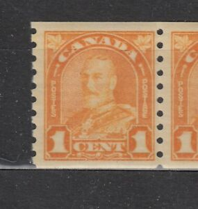 1930-1-178-1-KING-GEORGE-V-ARCH-LEAF-ISSUE-COIL-IN-F-VFNH