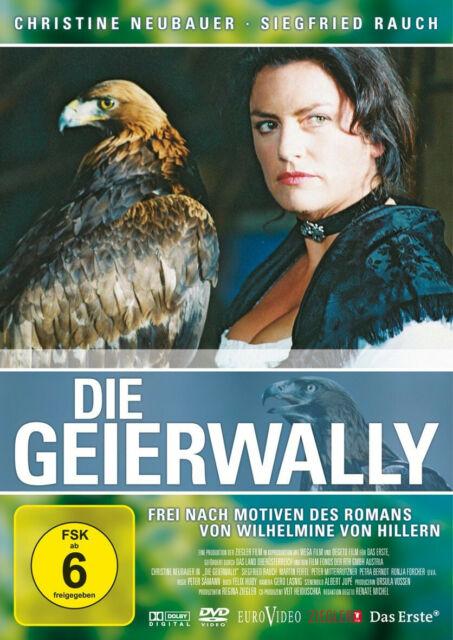 Die Geierwally Christine Neubauer Siegfried Rauch