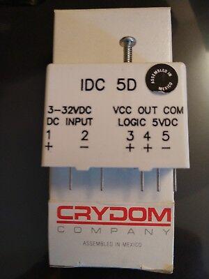 Solid State IDC 5D NIB DC Input Relay Crydom