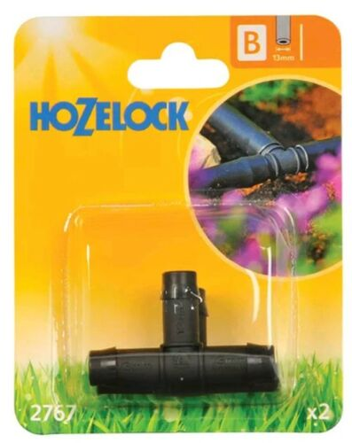Hozelock 2767 13mm Auto Watering System Garden FAST delivery New Conector Hose