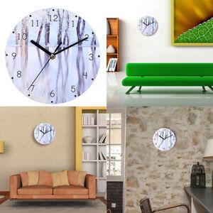 Details zu Wanduhr Wohnzimmer Deko Digital Wand Uhr Wohnzimmer Esszimmer  Küchenuhr Deko