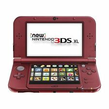 Nintendo 3DS XL Red - FREE SHIPPING