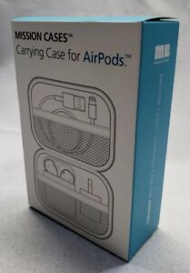 cccb0a88823 Image is loading AirPods-Case-Premium-Zipper-Hard-Case-Holds-AirPods-
