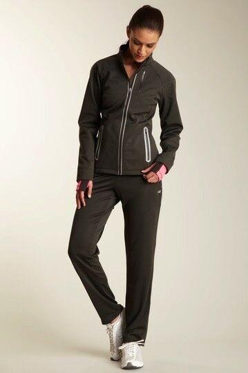 NEW BALANCE Activewear Running Workout Sports Yoga Gazelle PANTS NWT M Medium