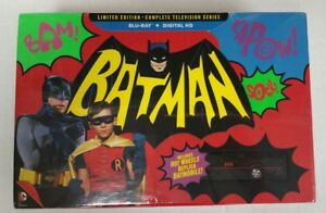 Batman-The-Complete-Television-Series-Limited-Edition-Blu-Ray-Batmobile-NEW