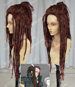 Image Is Loading Mink Dmmd Dramatical Red Brown Mixed Dreadlocks