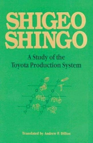 A Study of the Toyota Production System: From an Industrial Engineering Viewpo,