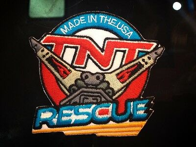 TNT RESCUE Jaws of Life Rescue tools Patch