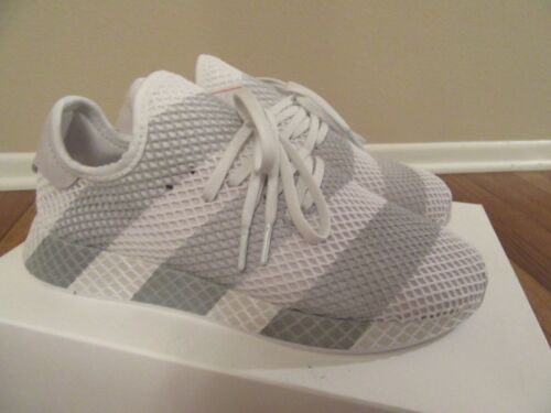 watch e018d 895f4 9 of 11 ADIDAS DEERUPT CONSORTIUM Size 11.5 White Grey AC7755 Brand New In  Box NIB DS