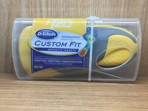 CF 120 Custom Fit Orthotic Inserts 5
