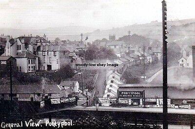 rp16282 - Pontypool , Monmouthshire , Wales - photo 6x4