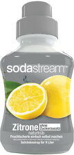11,44€/L Sodastream ZITRONE naturtrüb ohne Zuckerzusatz Getränkesirup 375ml