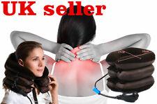 SelfZ Neck Wrap Brace Support Strap Pain Ache Relief Collar Strain 3 Layer
