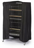 Universal Bird Cage Cover, Pets Supplies Products Housing Large, Black