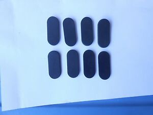 Details about 1 Lot of 8 Rubber Feet For Original XBOX