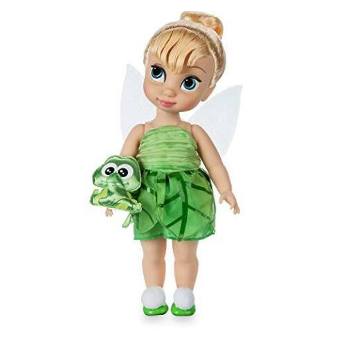 Disney Store Jasmine Elena Avalor Anna Belle Animator Toddler Doll