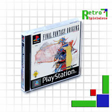 Final Fantasy Origins [PS1 Spiel]