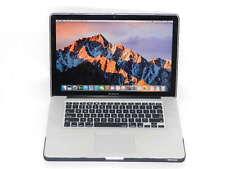 "Apple MacBook Pro 15"" i7 3.10Ghz 16GB 1TB Logic Pro X Office2016 Final Cut Pro"