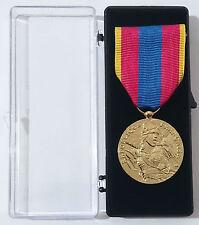 Médaille DEFNAT Défense Nationale ordonnance OR - Armée Française