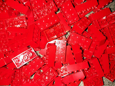 LEGO ® 100 2x4 Steine 3001 gemischte Farben Basic Steine 100 2x4 brick