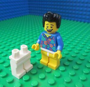 Lego-Where-Are-My-Pants-Guy-City-Town-Hawaiin-Shirt-Minifig-Minifigure-71004