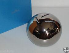 Rosenthal  Dekokugel Insert Ball Silber titanisiert Deco ball 13 cm  Neu & Ovp