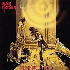 IRON MAIDEN - RUNNING FREE  VINYL SINGLE NEU