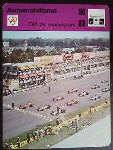 Sheet Editions Rencontre S.A Lausanne Motoring CM Of Conductor